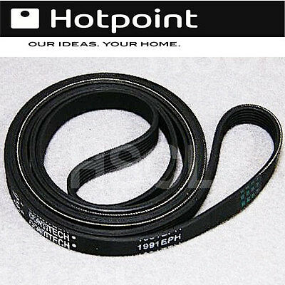 Condenser Tumble Dryer Belt 1991H6EL to fit HOTPOINT models 70002