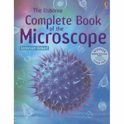 AmScope Complete Book of The Microscope 96 Pages - Jr. Science Book Winner BK-CM