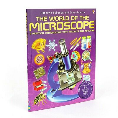 AmScope BK-WM The World of The Microscope (Science and Experiments)