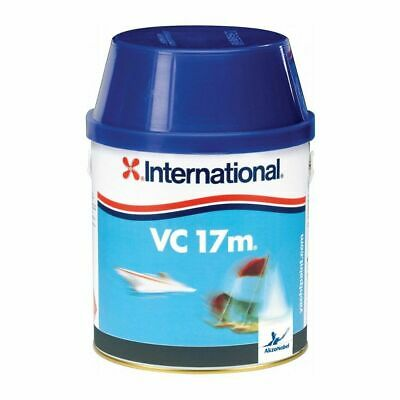 (65,20€/l) International Antifouling VC 17m 750ml, 0,75 Liter l 3 Farben. NEU