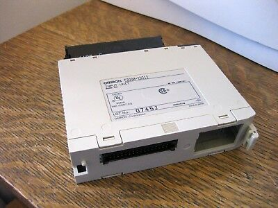 OMRON PLC SYSMAC C200H-ID212 Input Unit MODULE