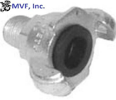 "1/2"" Male Universal Crowsfoot Coupling Chicago Fitting Plated Iron Sfm050"