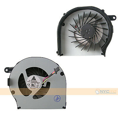 New CPU Cooling Fan For HP Pavilion 606013-001 NFB73B05H 612354-001 GC055515VH-A