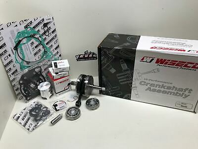Honda Cr 250R Wiseco Complete Rebuild Kit, Crankshaft, Piston, Gaskets 2002-2004