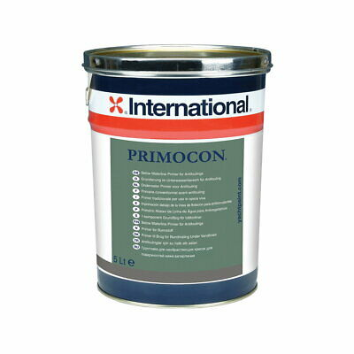 (20,50€/l) International Grundierung Primocon Primer 5000ml, 5 Liter l grau