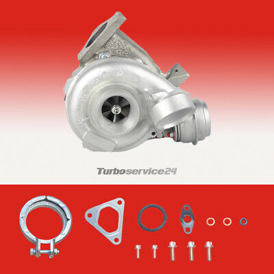 Turbolader Mercedes E 270 T CDI (S210) 125 KW 170 PS OM612 715910 A6120960599
