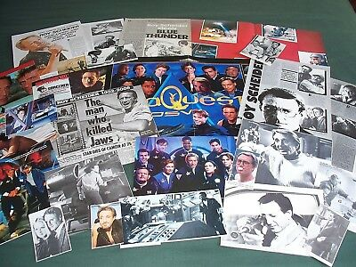Roy Scheider - Film Star - Clippings /cuttings Pack