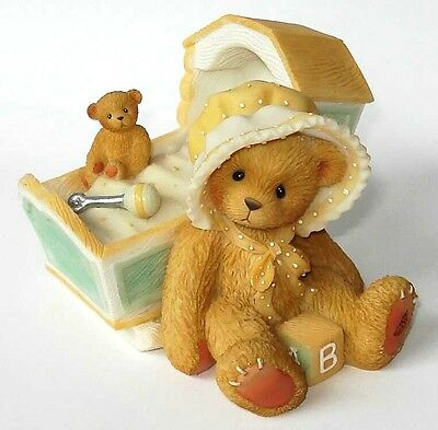 "Cherished Teddies: ""Awaiting The Arrival"""