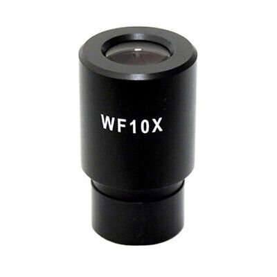 AmScope EP10X23R WF10X Microscope Eyepiece with Reticle (23mm)