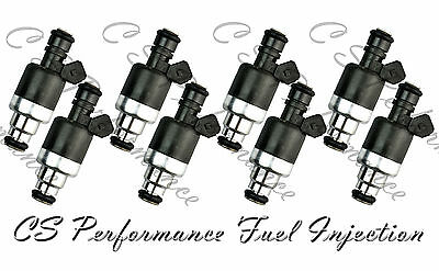 1 OEM Rochester Fuel Injector 17109450 Rebuilt by Master ASE Mechanic USA