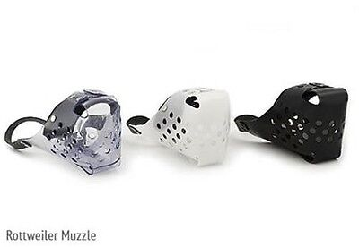 Jafco Rottweiler Muzzle for Dogs from Leerburg