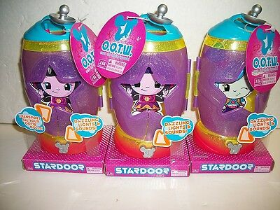 3 O.O.T.W. Out of This World Stardoor Doll Transport