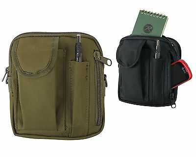 MOLLE Compatible Excursion Organizer - Black or OD Planner