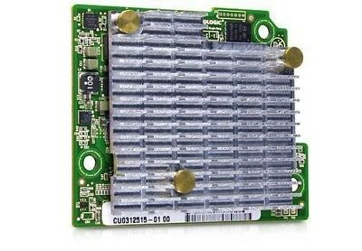 Genuine Original Dell Qlogic 10Gbps Blade NDC For Dell Poweredge QMD8262-K