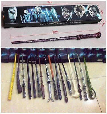 Harry Potter Characters Magical Wand Brand New in Box Cosplay Wholesale 9STYLES