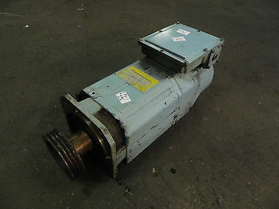 Fanuc # 3 AC Spindle Motor, # A06B-1003-B100, (2) Used, WARRANTY