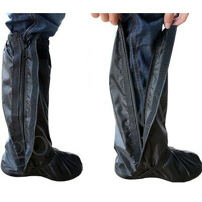Motorcycle Motorbike Waterproof Rain Boot Shoe Covers Cycling boot cover