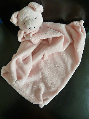 6/ DOUDOU PLAT COCHON ROSE OUT OF THE KLUE KG  OOTB comforter pink pig schwein