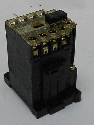 Fuji Electric Magnetic Contactor, SJ-0SG, Used, Warranty
