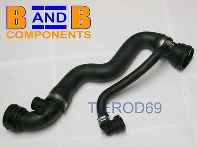 Bmw E46 Top Upper Radiator Coolant Water Hose 316I -318I N45 17127520668 A114