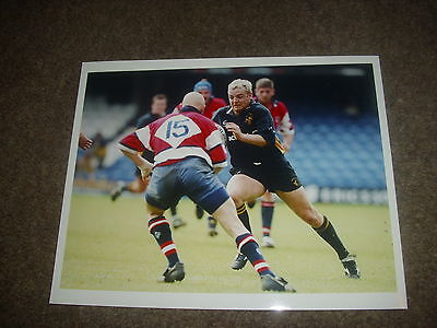 WASP's v GLOUCESTER  Tetleys Semi  Rugby Union  04/04/99  Original PRESS Photo