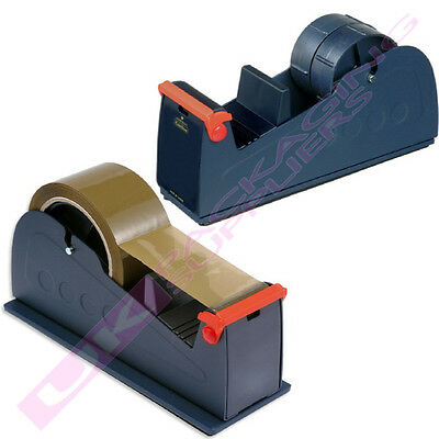 LARGE HEAVYWEIGHT METAL COUNTERTOP TAPE DISPENSER 1kg 1 2 5 10 20 *MULTI QTY*