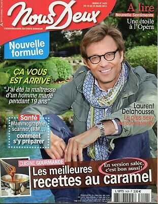Mag 2013: LAURENT DELAHOUSSE
