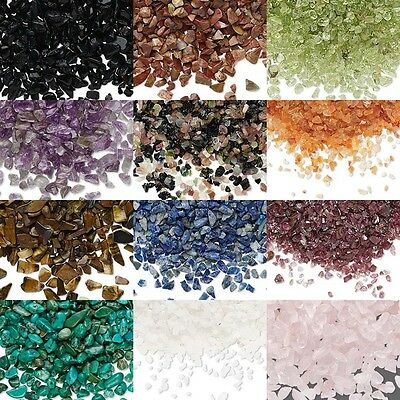 Gemstone Embellishment Pieces, Small Undrilled Genuine Natural Mini Gem Chips