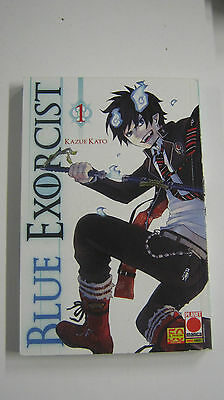Blue Exorcist_ N. 1_Prima Edizione_Planet