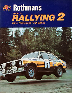Buch WR02 World Rallying 2  Martin Holmes / Hugh Bishop