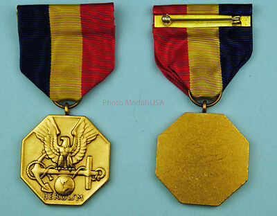 Navy Marine Corps Medal USM29 full size made in the USA