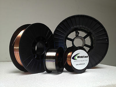 """ER309L .030"""" 25lb Stainless Steel MiG welding wire"""