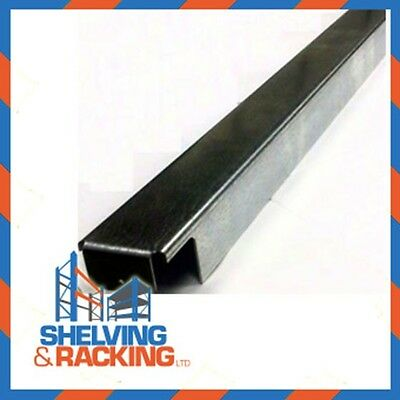 20 Galvanised pallet support bars for pallet racking - 1100mm