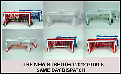 SUBBUTEO 2012 GOALS * NEW / UNUSED / UNBOXED * Football Soccer Game