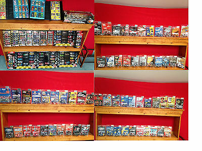 NASCAR Diecast lot 777 1:64 scale + many of other scales