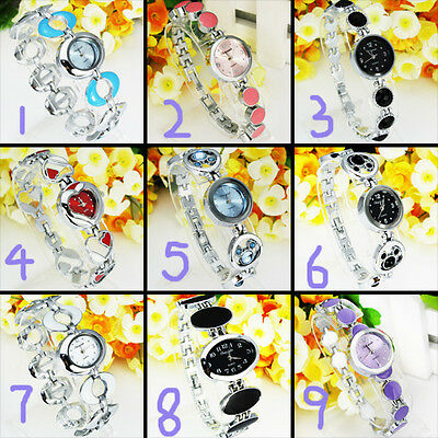 HOT SELL !  NEW STYLISH CUTE LADY GIRL STAINLESS STEEL WRIST WATCH, G37