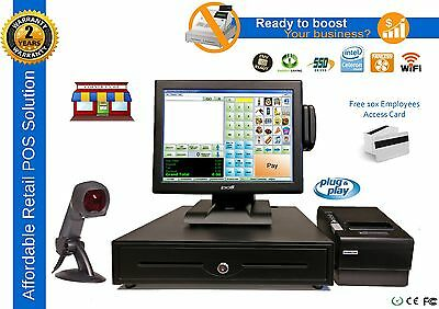 All-In-One Point Of Sale Complete System/ Corner Store POS