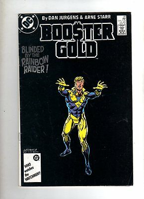 Booster Gold - Dc Comic - #20 - Sept - 1987 -G