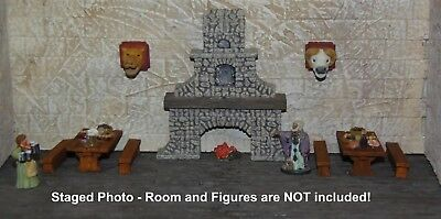 Painted Tavern Furnishings Set 1 - Works with Dwarven Forge & DnD D&D