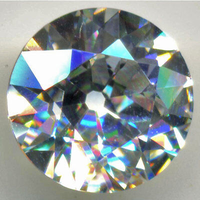 Transitional    Round-Cut   7.5mm  2.75ct  Loose Gemstones