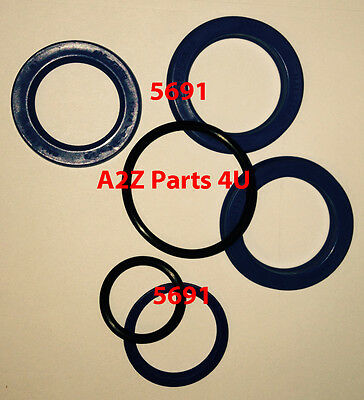 Lift Hydraulic Cylinder Seal Kit for Dual 105 Loader - 5691