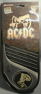 Ac/dc For Those About To Rock  Logo Audio Cd Car Visor