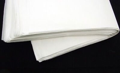 17 x 38 White Tissue Paper Ream 480 Sheets Quality Thick Packing Cushion Fragile