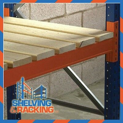 30 Timber Decks for pallet racking - open boarded - 1350mm x 900mm x 25mm