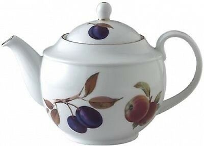 ROYAL WORCESTER EVESHAM GOLD TEAPOT 1.4ltr NEW/BOXED