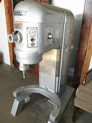 Hobart Mixer 80 Qt With Bowl, Whip And Hook Great Condition
