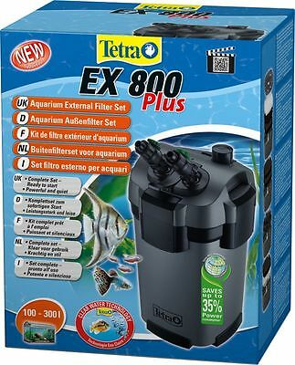 Tetra Tec Ex 800 External Cannister Filter For Tropical Fish Discus Marine