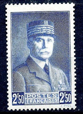 Stamp /  Timbre De France Neuf Luxe  N° 473 ** Petain