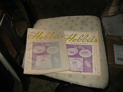 Hobbies -The Magazine for Collector's - Vintage-JAN. 1975-New Year's Customs-FS