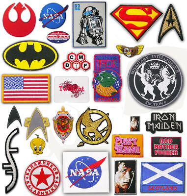 ANY PATCH 99p - THE ORIGINAL AWESOME DEAL & Only 80p Post - FAST SHIP UK SELLER!